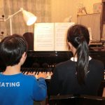 ピアノ連弾