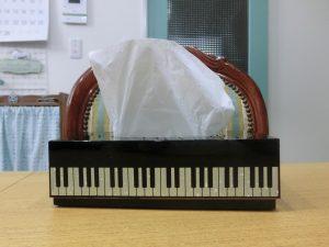 ピアノティッシュ