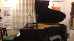 つかもとピアノ レッスン室